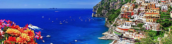 Italian summer beach family holiday Amalfi Coast day trip tour